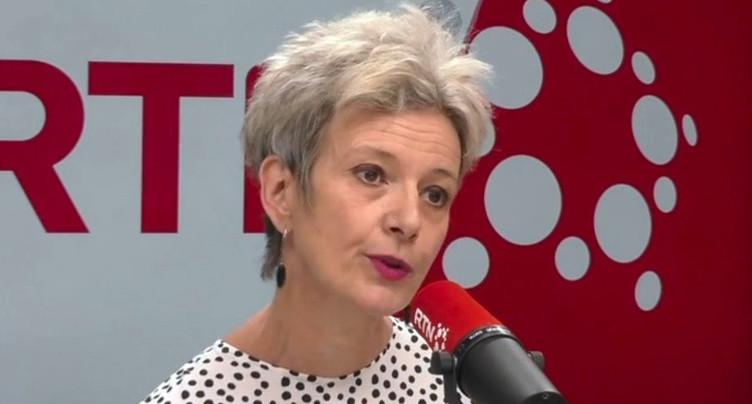 Nathalie Schallenberger candidate au Conseil d'Etat