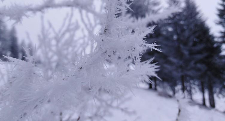 Un accident sur la neige des Franches-Montagnes