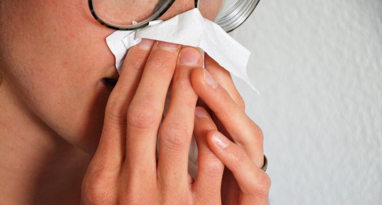 Le rhume des foins s'invite à la table de la pandémie