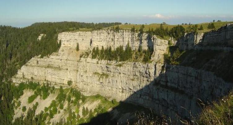 Vers une fermeture du Creux-du-Van et des gorges de l'Areuse