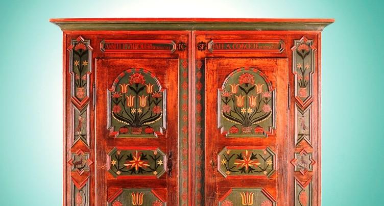 Nouvelle vitrine pour le Musée jurassien d'art et d'histoire