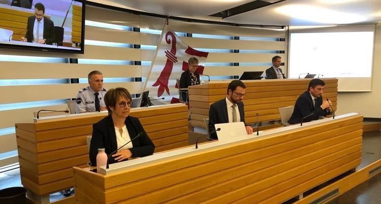 Le Gouvernement jurassien renforce encore les mesures de lutte contre le Covid-19