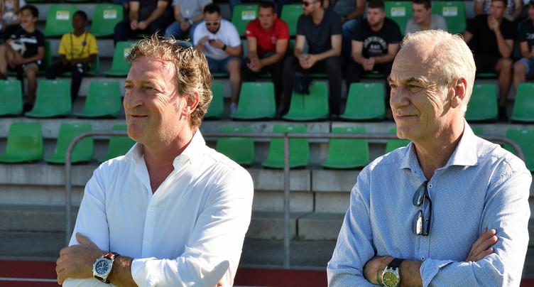 Les SR Delémont et le FC Bassecourt au repos jusqu'en 2021