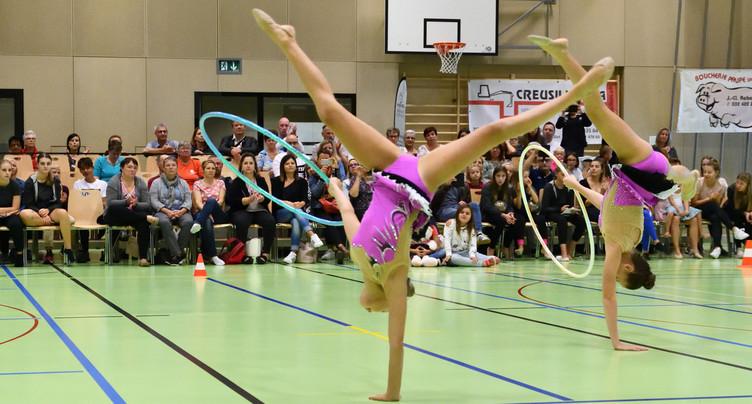 Pas de gymnastique au futur complexe sportif de Bienne