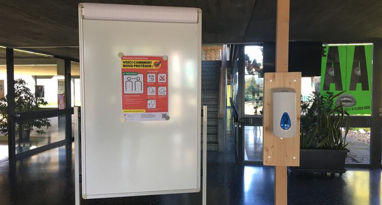 Deux collèges en quarantaine dans le Jura