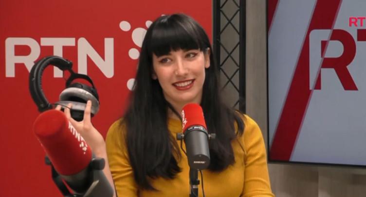 Le Live avec Giulia Dabalà