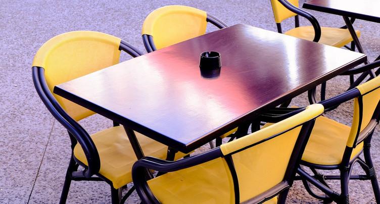 Le canton facilite l'agrandissement des terrasses de restaurants