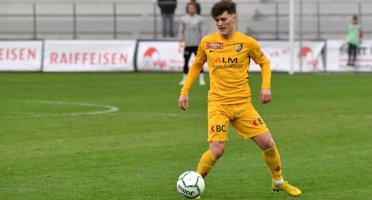 Alban Mulaj revient au FC Bienne