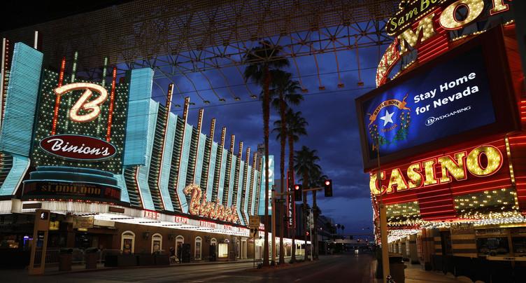 Le monde en cause : Las Vegas à l'heure du coronavirus
