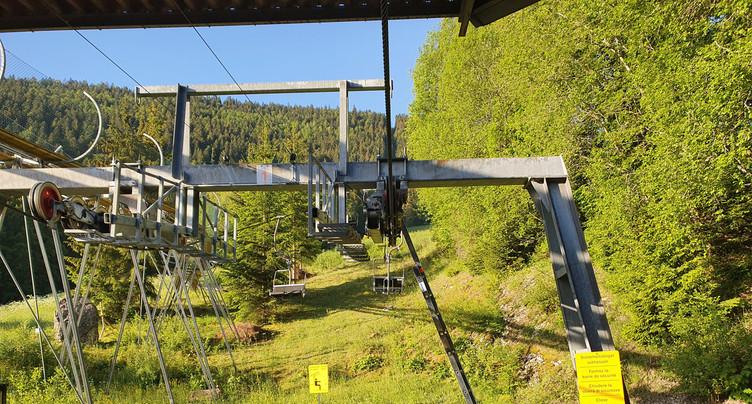 Plus d'abonnement de ski en commun entre La Robella et Les Rasses