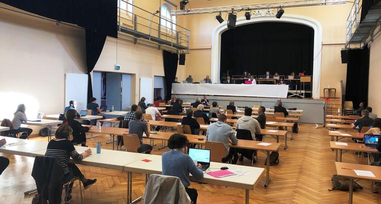 Projet des Arquebusiers à Delémont : message à revoir