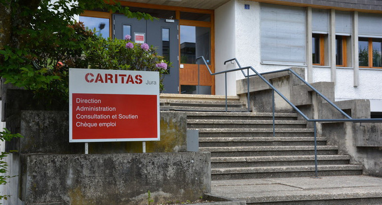 La boutique delémontaine de Caritas Jura déménage