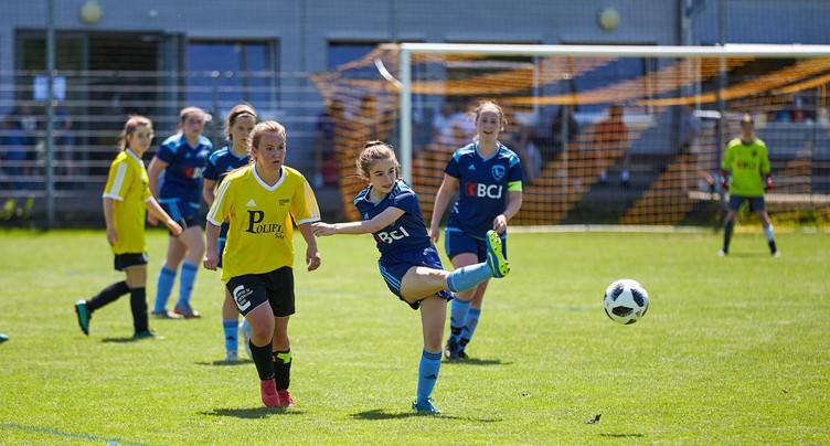 Le football féminin menacé dans la région
