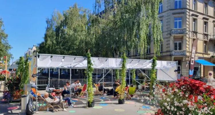 Bienne : un lifting participatif des quais de la Suze