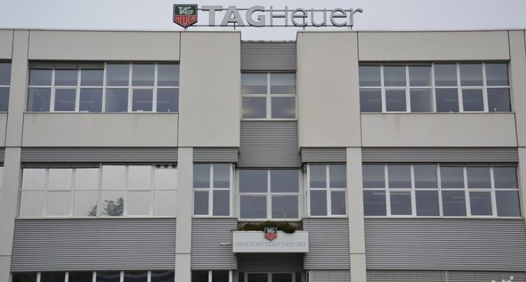 Frédéric Arnault à la tête de TAG Heuer