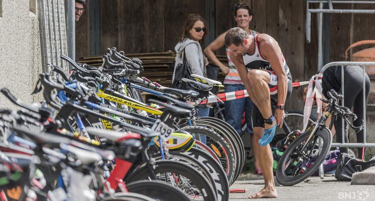 Pas de triathlon cette année à St-Imier