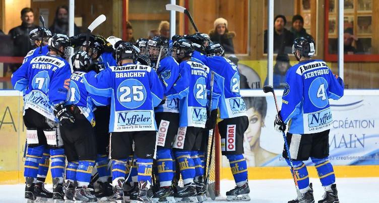 Tramelan et Moutier au prochain tour de la Coupe de Suisse de hockey