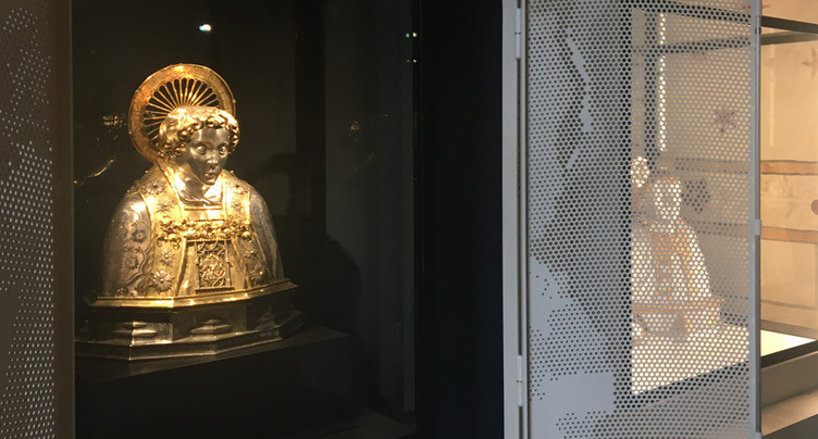 Une exposition et un nouveau support de cours sur saint Ursanne