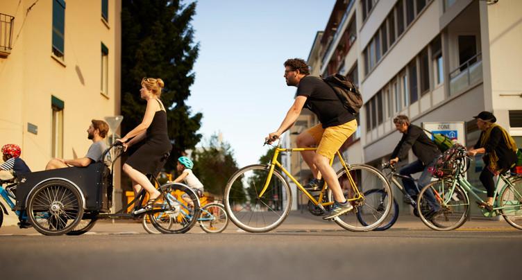 « Une piste cyclable pour Bienne, cité du vélo ! »