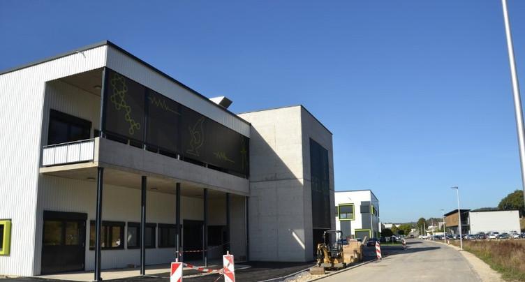 Nouvelle usine relais à Porrentruy