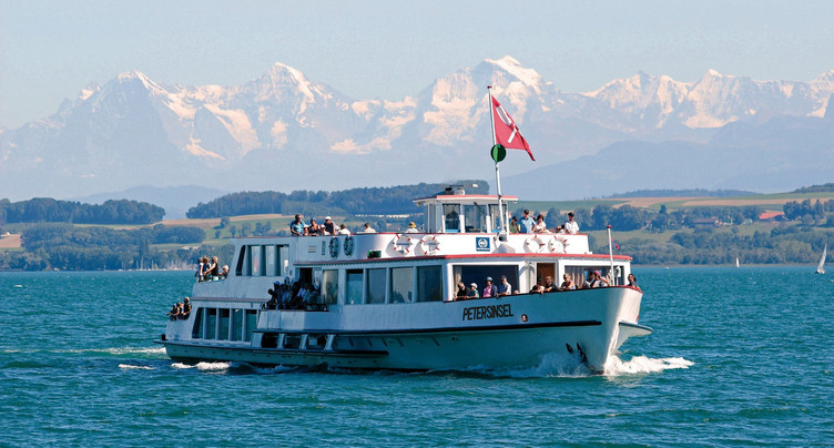 Les bateaux fendent à nouveau les eaux du lac de Bienne