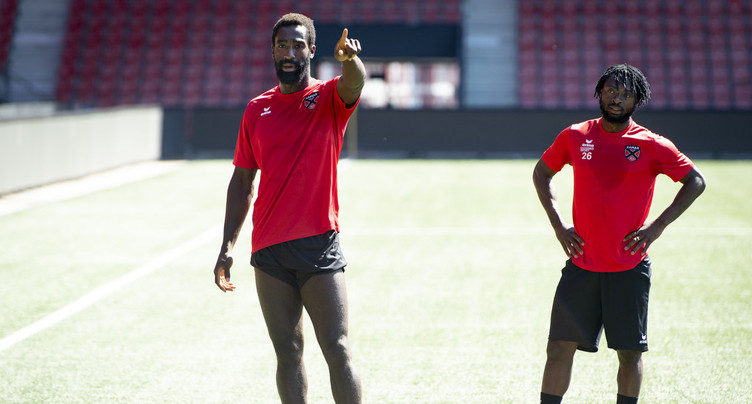 Kouassi et Djourou pourront porter le maillot xamaxien