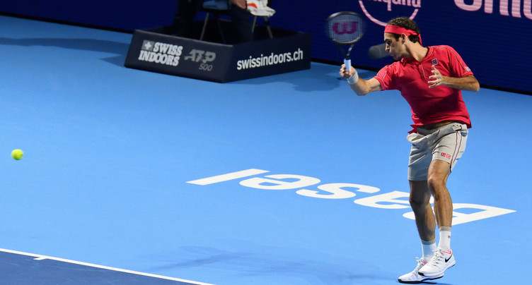 Vers une annulation des Swiss Indoors