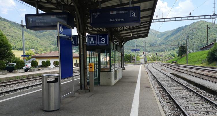 Des peines fermes pour les agresseurs de la gare de Sonceboz