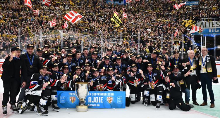 Le HC Ajoie face à Martigny en Coupe de Suisse