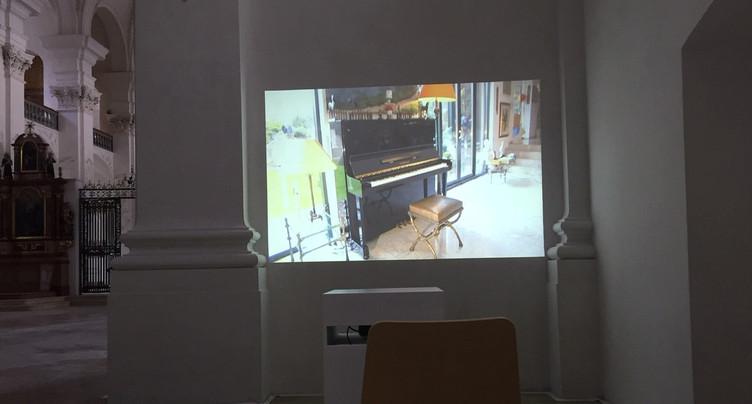 Des vidéos pour mettre la musique en valeur à Bellelay