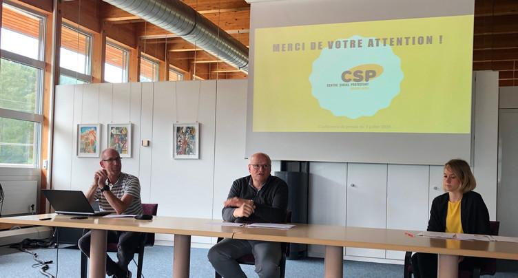 Le CSP Berne-Jura toujours sur les rangs