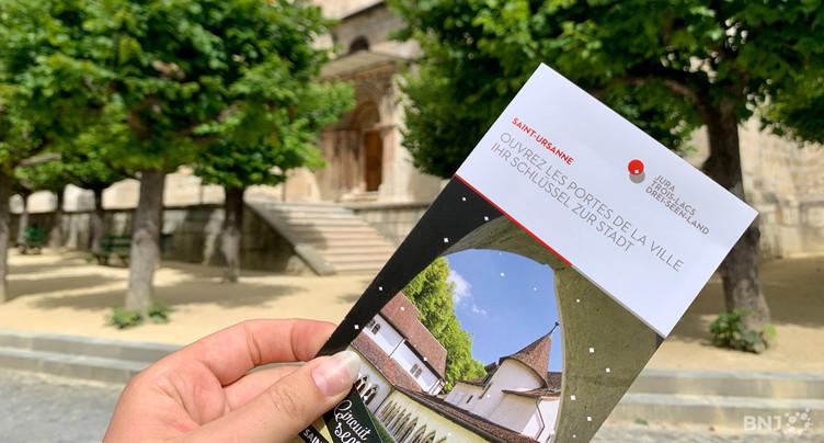 Explorer les secrets médiévaux de St-Ursanne