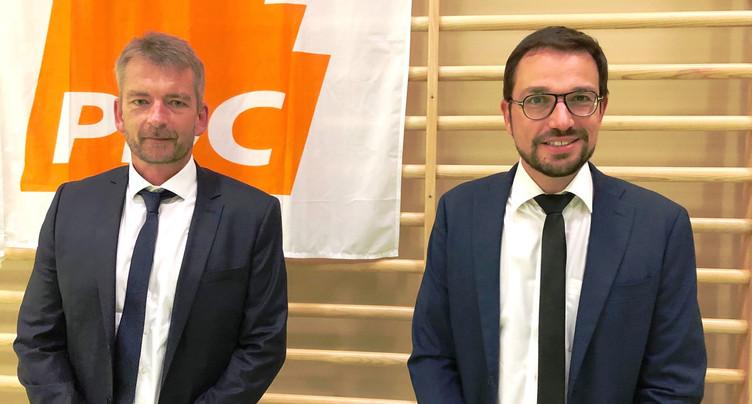Le ticket « Courtet-Babey » confirmé pour le PDC Jura
