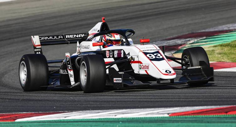 Grégoire Saucy rempile en Formule Renault Eurocup