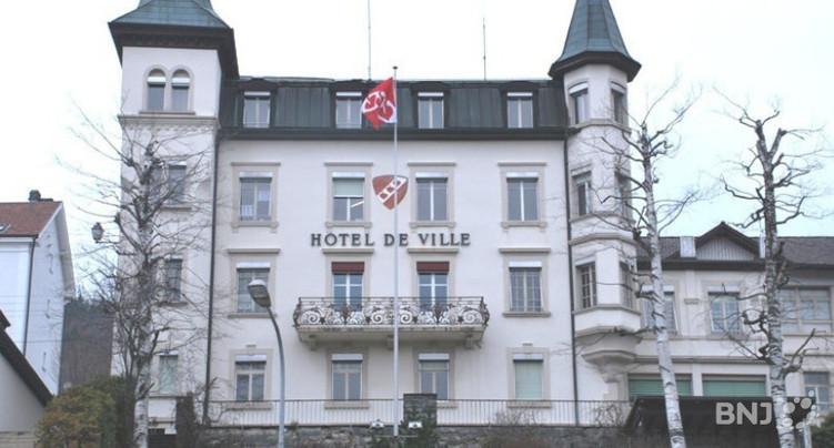 Coup d'arrêt pour l'Hôtel de Ville de Tramelan