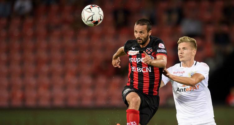 Neuchâtel Xamax FCS met fin à sa série de défaites face au FC Zurich
