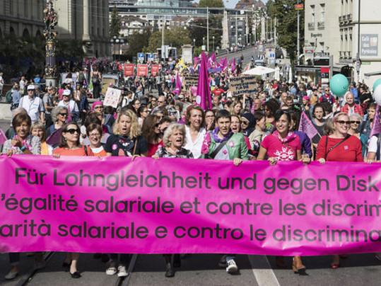 Neuchâtel exemplaire en termes d'égalité salariale