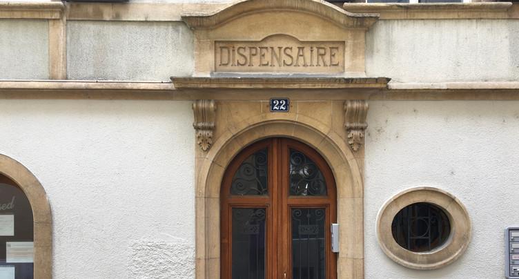Neuchâtel : le Dispensaire des rues revoit son aide