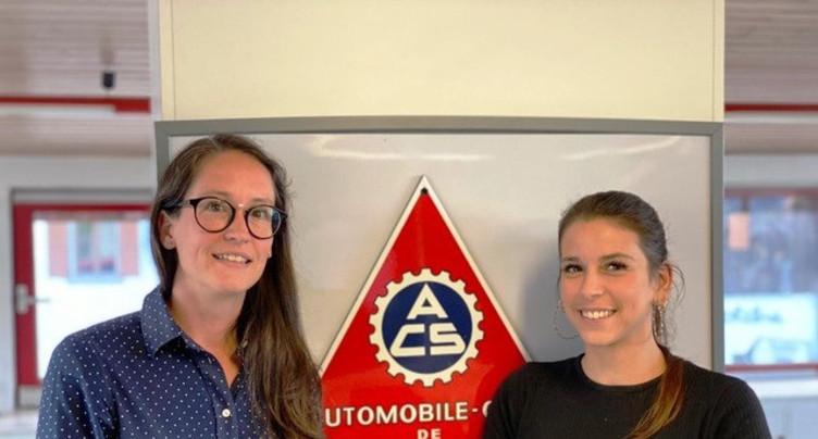 Duo féminin à la tête de la section Les Rangiers de l'Automobile Club de Suisse