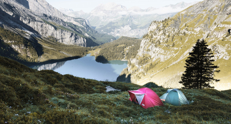 Camping sauvage : seulement sous certaines conditions