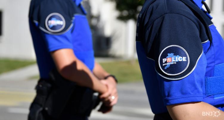 Les chiffres de la criminalité en novembre dans le Jura
