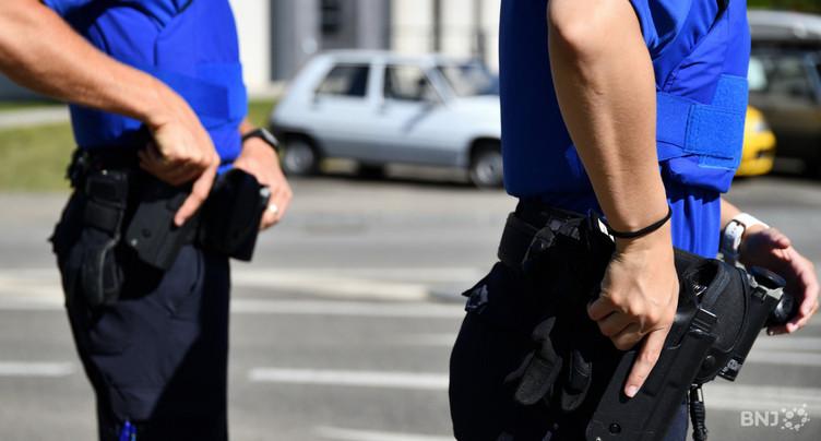 Un homme retranché chez lui arrêté à Bonfol