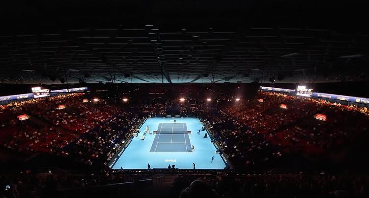 Les Swiss Indoors définitivement annulés