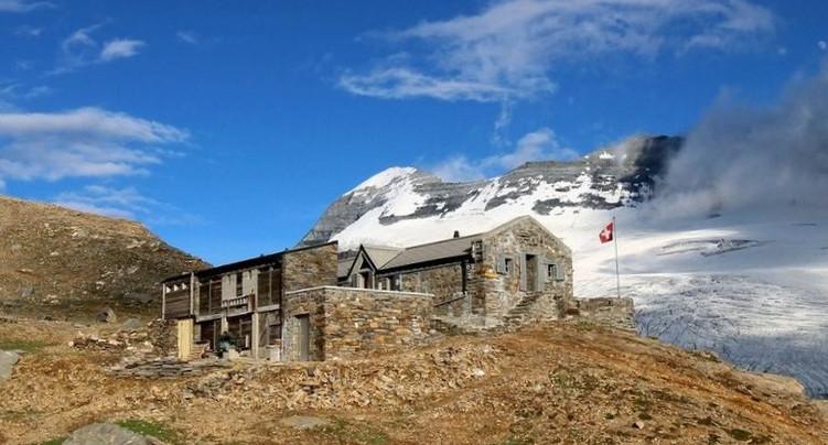 Un été différent pour les cabanes des Alpes suisses