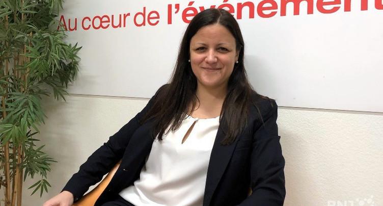 Fanny Noghero élue secrétaire générale du PLR suisse