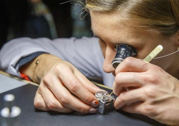 Stabilisation des exportations horlogères