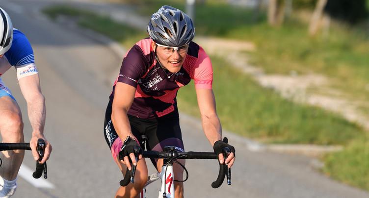 La quatrième étape du Trophée du Doubs à Carole Perrot et Alexis Cohen