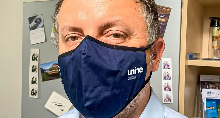 À qui bénéficieront les 2'500 masques de l'UniNe ?