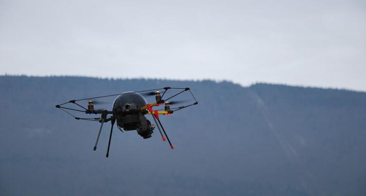 L'usage des drones réglementé dans le canton de Neuchâtel