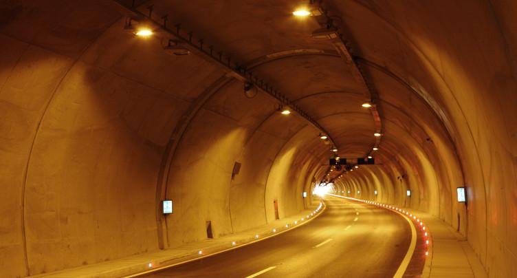 L'A5 fermée en direction de Bienne